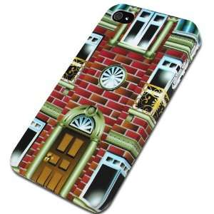 Unique Home Design Hard Case Cover for Apple iPhone 4 4G