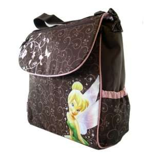 Diaper Bag Backpack   Disney Fairy Tinker bell Adjustable Shoulder Bag