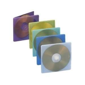 Compucessory Extra Thin CD/DVD Jewel CaseJewel Case   Slide Insert