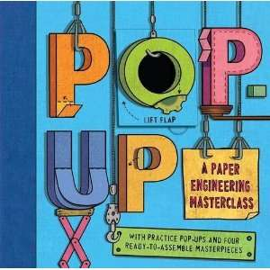 Pop Up a Paper Engineering Master Class [Hardcover] Ruth