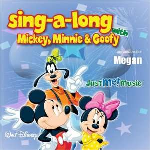 com Sing Along with Mickey, Minnie and Goofy Megan (MAY gun) Minnie
