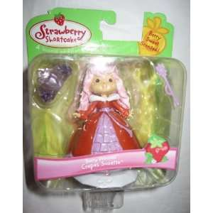 Berry Princess Strawberry Shortcake PVC figure Toys & Games