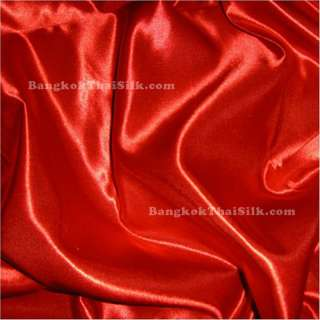RED SATIN FABRIC DRESS DRAPE TABLE CLOTH CHAIR COVER45