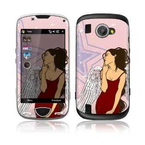 Rock Star Decorative Skin Cover Decal Sticker for Samsung Omnia 2 i920