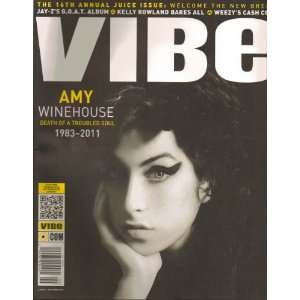 Vibe magazine September 2011 Vibe Books
