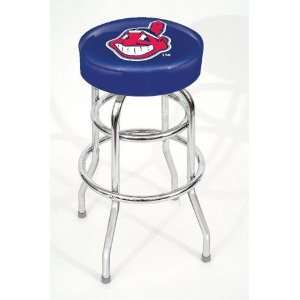 Cleveland Indians MLB Pub/Bar Stool  Game Room/Kitchen: