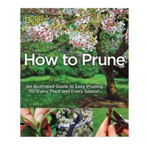 An Illustrated Guide to Easy Pruning for Every Plant and Every Season