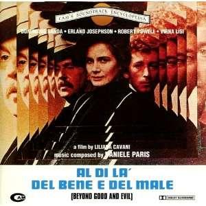 Al Di La Del Bene E Del Mal Daniele Paris Music