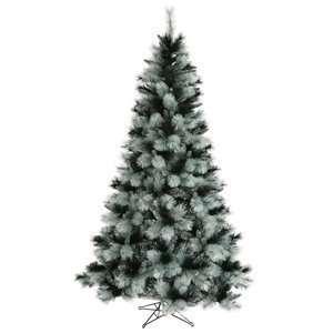 7.5 x 50 Black Ash Christmas Tree Lights 1321T