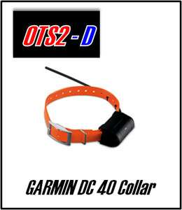 New Garmin Astro DC 40 GPS Dog Tracking Collar DC40 x 1