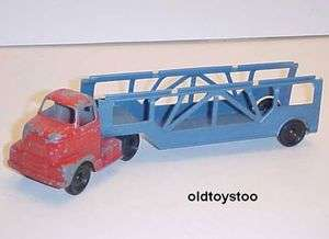 TOOTSIE TOY TOOTSIETOY RC 180 TRACTOR TRAILER DIECAST 1962
