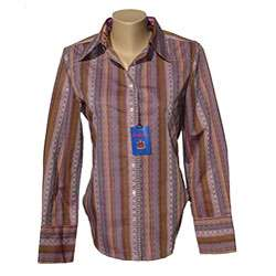 Robert Graham Womens Kendall Long sleeve Shirt