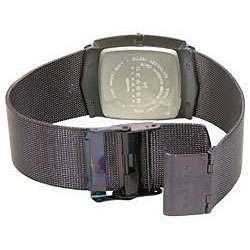 Skagen Mens Brown Mesh Strap Titanium Watch