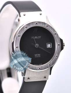 Hublot Classic Ladies Quartz   Certified Pre Owned 1390.100.1