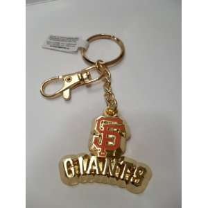 San Francisco Giants Keychain  MLB Baseball Metal Keychain