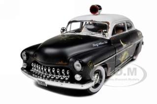 car of 1949 mercury coupe rat rod police 20th anniversary of american