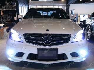 8000K D1S HID Xenon Head Lights Bulbs For Mercedes Benz
