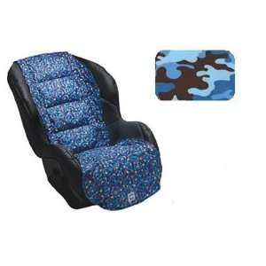The Cold Seat Freezable Car Seat Cover Blue Camo Baby