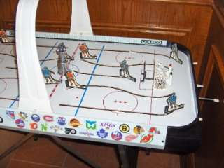 COLECO 5385 NHL STANLEY CUP PLAYOFF TABLE TOP HOCKEY GAME