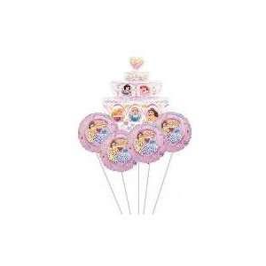 Bouquet Disney Princess Birthday   Mylar Balloon Foil