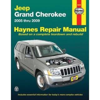 Jeep Grand Cherokee, 2005 2009 (Haynes Repair Manual)
