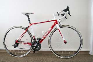 Mint 2012 Trek Madone 5.2 52cm Carbon Road Bike BEST VALUE
