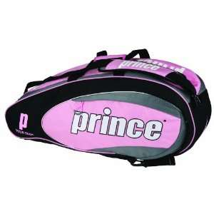 Prince Tour Team Pink 6 Pack Bag