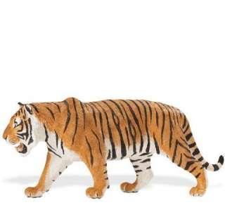 SIBERIAN IGER ANIMAL MINI VINYL LARGE 10 FIGURE NEW  