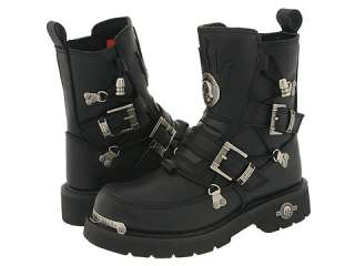 Harley Davidson Mens Distortion 8 Motorcycle Boots