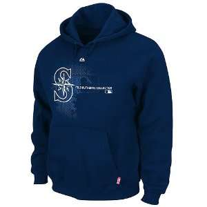 Seattle Mariners Authentic Collection Change Up Hooded