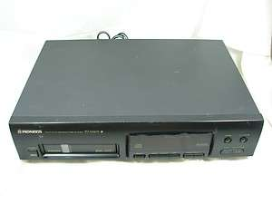 Pioneer 6 CD Compact Disc Player Changer PD M403 Parts & Repair