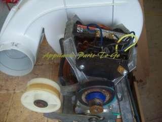 Whirlpool Dryer Drive Motor 6 3713020 S58NXMPM 6885