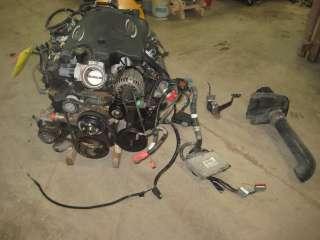 02 03 CHEVY GM 8.1 LITER L18 VORTEC ENGINE MOTOR 114K SILVERADO SIERRA