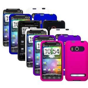 Combo 7IN1 Colorful (White + Blue + Black + Clear + Purple