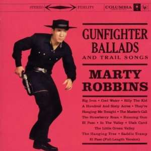 Gunfighter Ballads And Trail S: Marty Robbins: Music