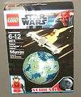 Lego Star Wars Naboo Starfighter & Naboo   9674   The Phantom Menace