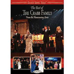The Homecoming Series (Music DVD), Crabb Family Christian / Gospel