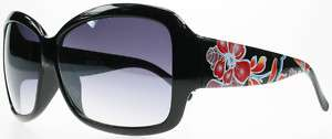 NEW LADIES WOMANS FLOWERS SUN GLASSES UV400 LENSES