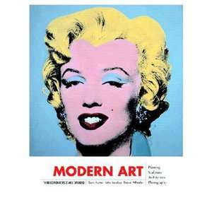 Modern Art, Revised and Updated, Hunter, Sam Art, Music & Photography