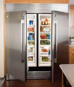 Kenmore PRO™ 34 cu. ft. Counter Depth Refrigerator/Freezer Pair