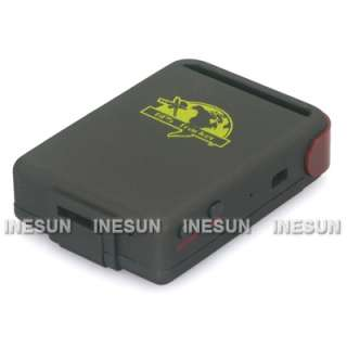 Mini Real Time GSM GPRS GPS Tracker Car/Dog Tracking Device System