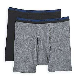 Comfort Cool Boxer Brief (2 pack)  Hanes Classics Clothing Mens