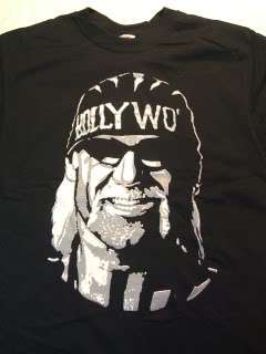 Hollywood HULK HOGAN nWo WCW T shirt NEW