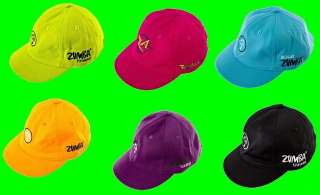 Zumba Mesh Caps are comfortable AND stylish LOVE IT