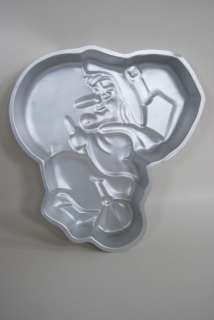 Wilton Halloween Party Flying High Witch Cake Pan Mold