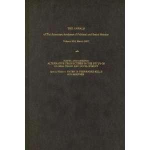 Series) (9781412957533) Paricia Fernandez Kelly, Jon Shefner Books