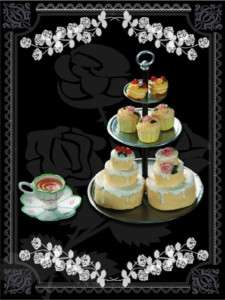 Kuroshitsuji Black Butler Mini Afternoon Tea Time Set