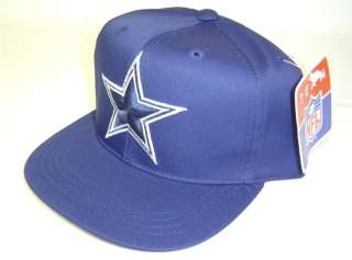 Dallas Cowboys Youth / Kids Adjustable Snapback Cap / Hat Team NFL