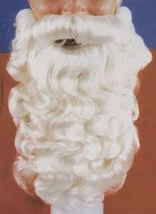 SANTA CLAUS BEARD CHRISTMAS COSTUME NEW CB53