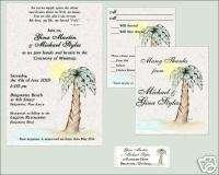 Wedding Bridal Baby Shower Invitations RSVP Thank You